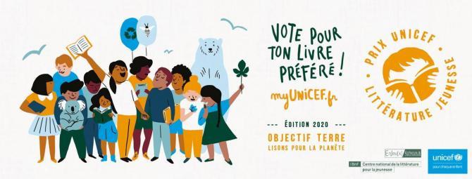 Logo Prix Unicef