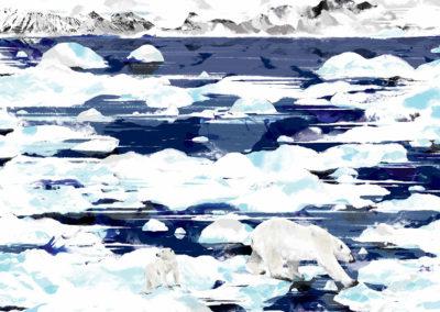 Je suis au monde - Ártico