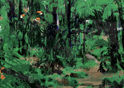 Jungle Je suis au monde © Stephane Kiehl